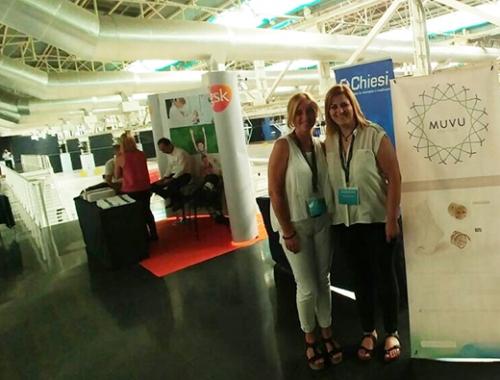 MUVU causa gran expectación en los talleres para enfermeros y personal sanitario de la AIFICC