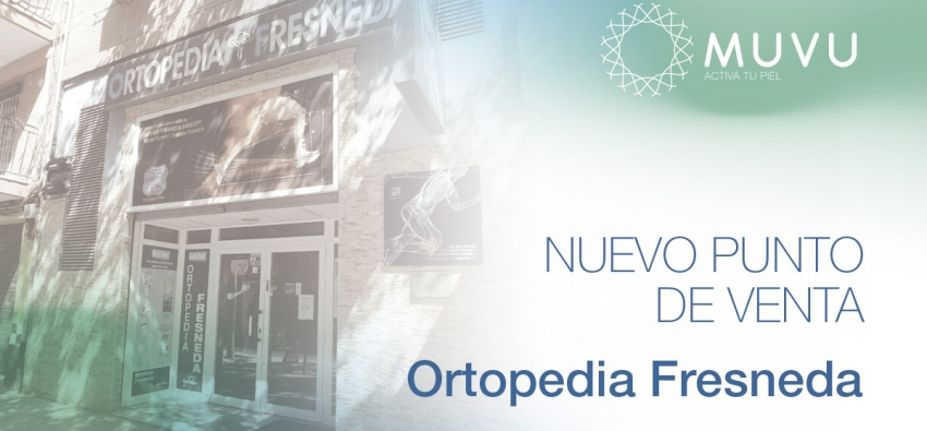 Ortopedia Fresneda, Xirivella, nuevo punto de venta