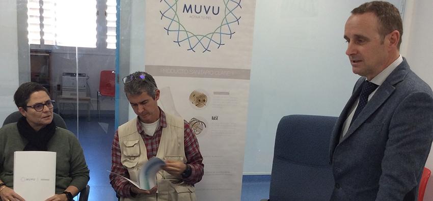 MUVU en el Hospital General Universitario de Alicante