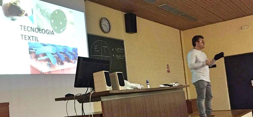 MUVU en un seminario de cura avanzada en León