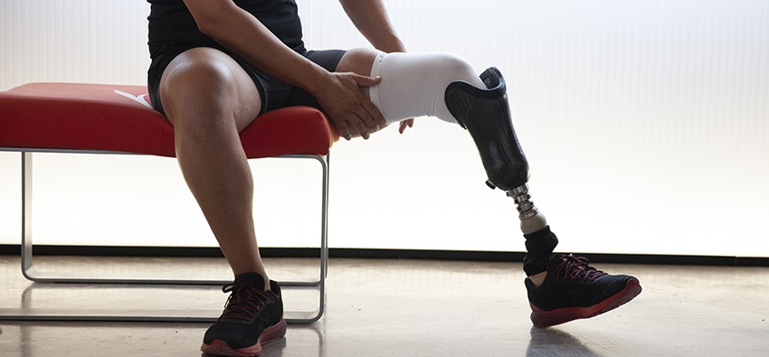 Muvu lanza un guante y un calcetín protésico con tecnología Regenactiv