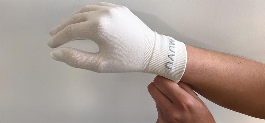 Guante MUVU, protección y confort para profesionales de la Salud