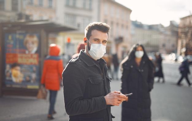 Máscaras protectoras para evitar contagios en patologías respiratorias