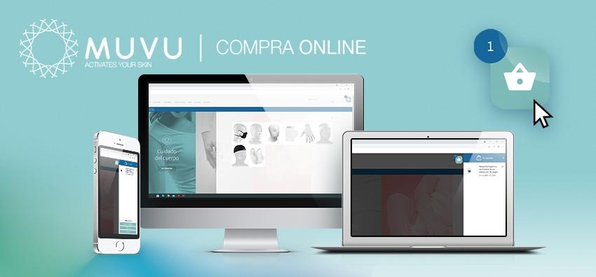 Nuestra web ahora con venta online