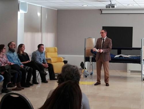 ¡Ven a conocernos al Hospital General Universitario de Alicante!