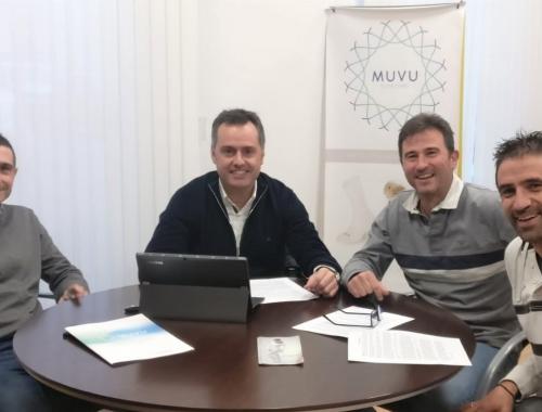 Acuerdo de colaboración Muvu y Ozoaqua