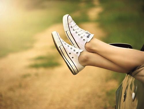 Adolescentes y mal olor de pies. Te contamos cómo remediarlo