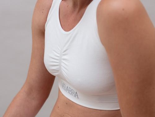 Vidabra, el top que acompaña a la mujer durante la radioterapia de mama