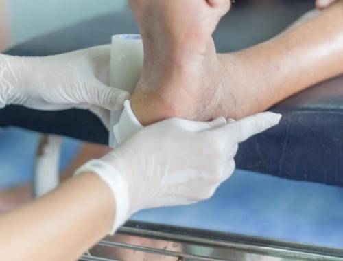 Muvu participa en un proyecto para la prevención de úlceras de pie en personas encamadas