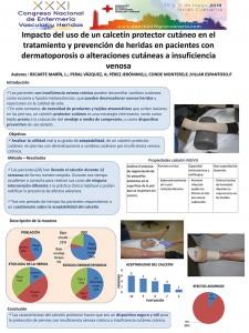 Impacto del uso de un calcetín protector cutáneo en el tratami